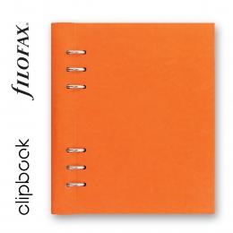 Filofax Clipbook A5 Narancs