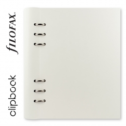Filofax Clipbook A5 Fehér
