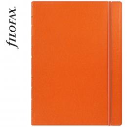 Filofax Notebook Classic A4 Narancs