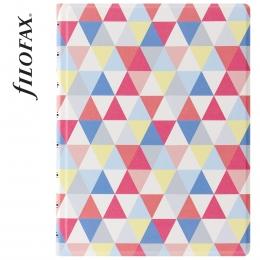Filofax Notebook Patterns A5 Geometric
