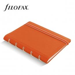 Filofax Notebook Classic Pocket Narancs