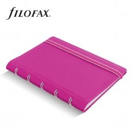 Filofax Notebook Classic Pocket Fukszia