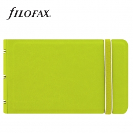 Filofax Notebook Classic Smart Limezöld
