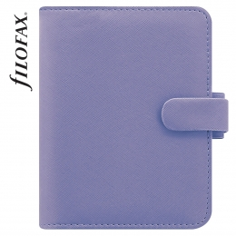 Filofax Saffiano Pocket Ibolyakék