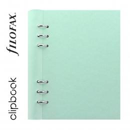 Filofax Clipbook A5 Menta