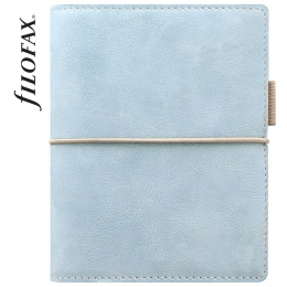 Világoskék Filofax Domino Soft Pocket