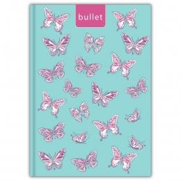 Summer A5 Bullet Colors ponthálós notesz