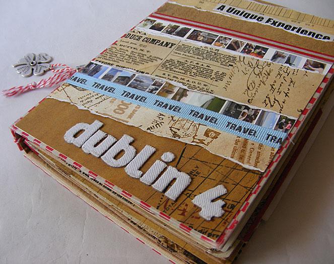Budaházi Brigitta: Dublin 4