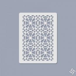 010 Texturáló 3D stencil