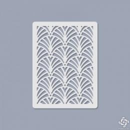 008 Texturáló 3D stencil