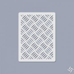 002 Texturáló 3D stencil