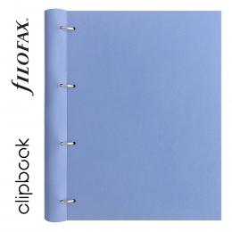 Világoskék A4 Filofax Clipbook