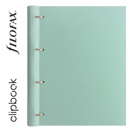 Menta A4 Filofax Clipbook