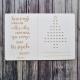 Karácsonyi képeslapok| hímezhető chipboard