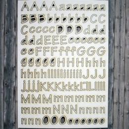 Ropi | chipboard betűk