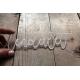 Lendület | chipboard címfelirat