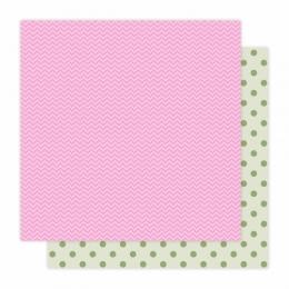 """First Spring A107 scrapbookpapír 12"""" 30,5x30,5 cm"""