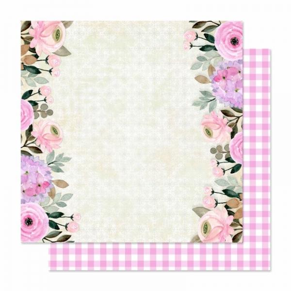 """First Spring A103 scrapbookpapír 12"""" 30,5x30,5 cm"""