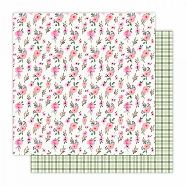 """First Spring A102 scrapbookpapír 12"""" 30,5x30,5 cm"""