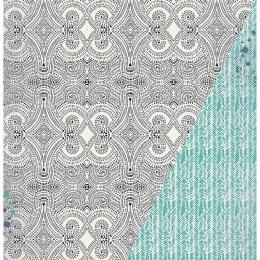 "Kaleidoscope   12×12"" scrapbookpapír"