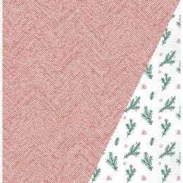 "Scotch Pine | 12×12"" scrapbookpapír"
