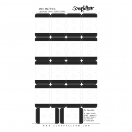 Laplefűző Tabok mini | matrica