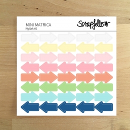 Nyilak 02 mini | matrica