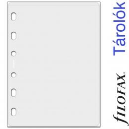 Filofax Boríték Pocket Átlátszó