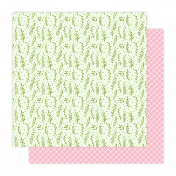 """Sweet Garden A118   12"""" scrapbookpapír"""