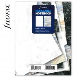 Márvány A5 elválasztólap | Filofax Notebook Marble