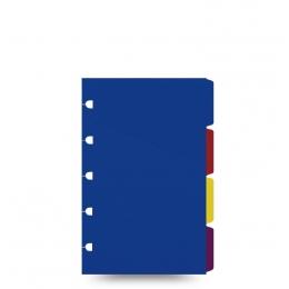 Színes Pocket elválasztólap | Filofax Notebook Classic