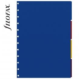 Színes A4 elválasztólap | Filofax Notebook Classic