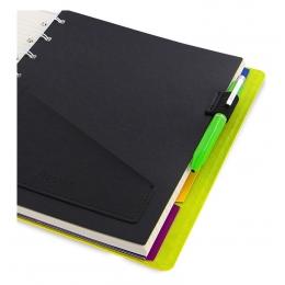 Lila toll + Pocket zsebes tolltartó | Filofax Notebook