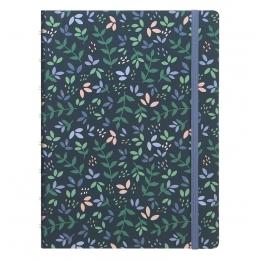 Dusk A5 | Filofax Notebook Garden