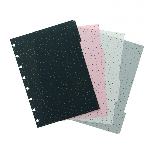 Confetti A5 elválasztólap | Filofax Notebook