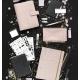 Rózsakvarc A5 | Filofax Notebook Confetti