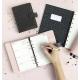 Charcoal Personal Confetti | Filofax határidőnapló