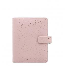 Rózsakvarc Pocket Confetti határidőnapló | Filofax