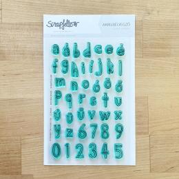 Gyufabetűk nagybetűk | szilikon nyomda