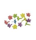 Élénk színű kicsi virág   milton kapocs