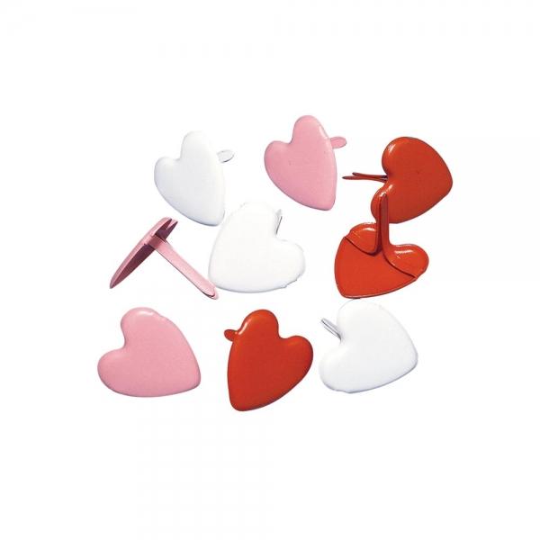 Szív alakú   milton kapocs