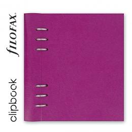 Fukszia A5 Filofax Clipbook