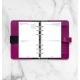 2022 Personal Filofax napi naptárbetét 2 nap / 1 oldal fehér