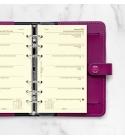 2022 Personal Filofax heti naptárbetét 1 hét / 1 oldal krém