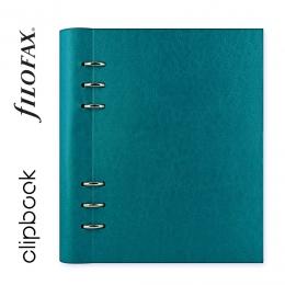 Filofax Clipbook A5 Türkizkék