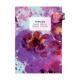 2022 A5 Floral színes Filofax naptárbetét + pótlapcsomag Illustrated