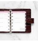 2022 Pocket Confetti Filofax heti naptárbetét