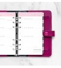 2022 Personal Confetti Filofax heti naptárbetét
