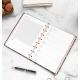 A5 mentütervező Notebook betétlap | Filofax