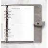A5 célkitűzés tervező betétlap | Filofax